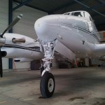 King Air front cover