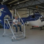 Me and KLPD heli